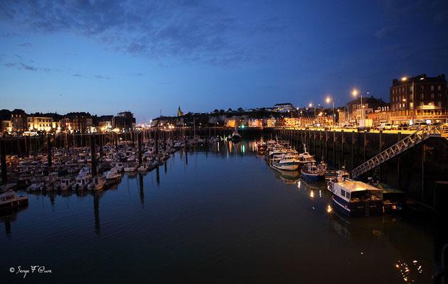 Port de Dieppe (Haute Normandie - France - Juin 2012)