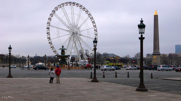 Place de la Concorde - Paris - France - 2011