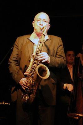 "Saxo ténor: Guy Bonne / Matthieu Boré ""Fats Domino's True Spirit"" / SancySnowJazz 2009"