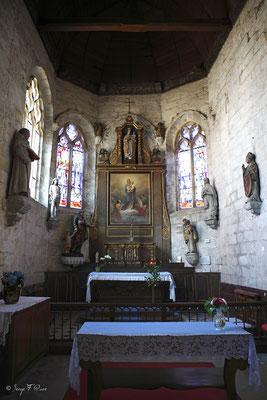 Eglise Saint-Martin de Veules les roses - Pays de Caux - Normandie - France