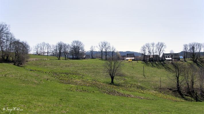 L'Usclade - Petit hameau de Murat le Quaire - Auvergne - France