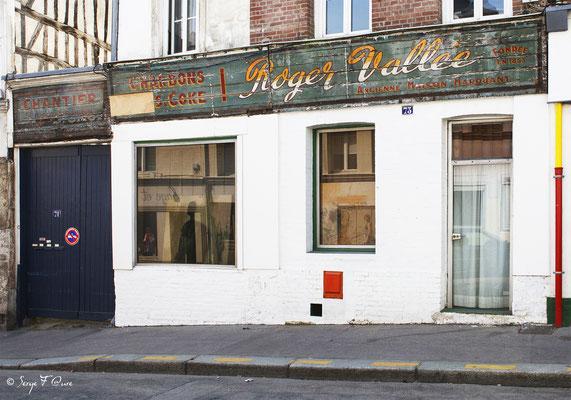 Façades et vitrines par Serge Faure