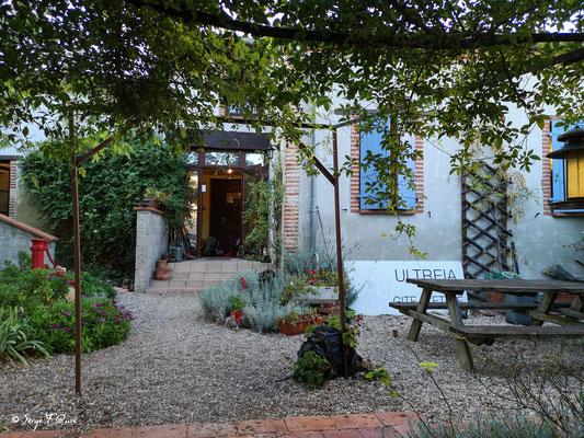 Gîte Ultreïa à Moissac - France - Sur le chemin de Compostelle