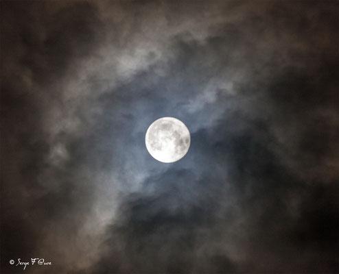 Super Lune du 14 novembre 2016