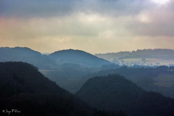 """""""The Saint Sauves's land"""" Massif du Sancy - Auvergne - France"""
