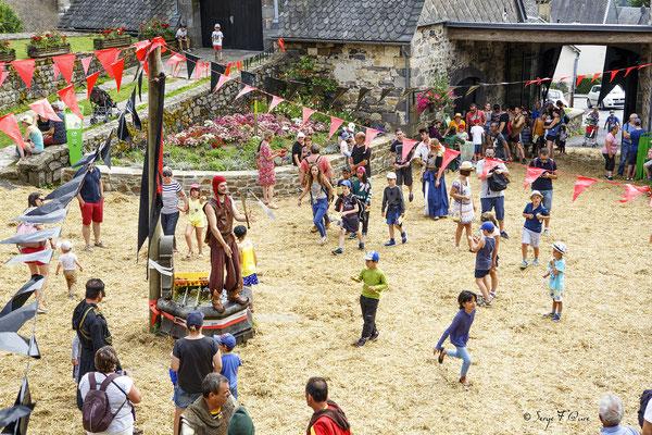 Le village fantastique - Murat le Quaire - Massif du Sancy - Auvergne - France