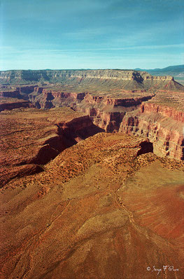 Le Grand Canyon - Colorado - USA (Novembre 1999)
