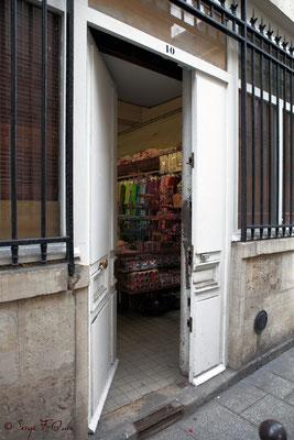 Le Marais et ses petites rues - Paris (Avril 2012)