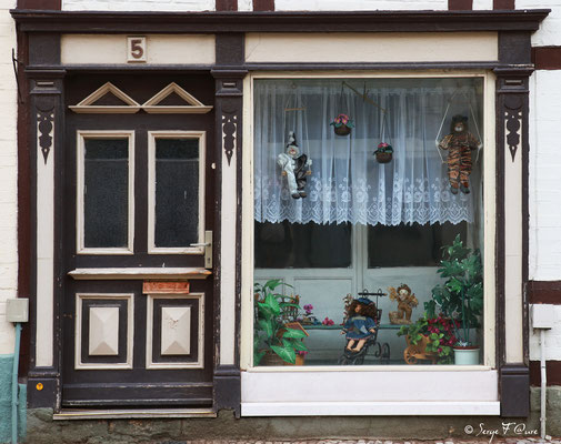 Façades et vitrines  - Allemagne - par Serge Faure