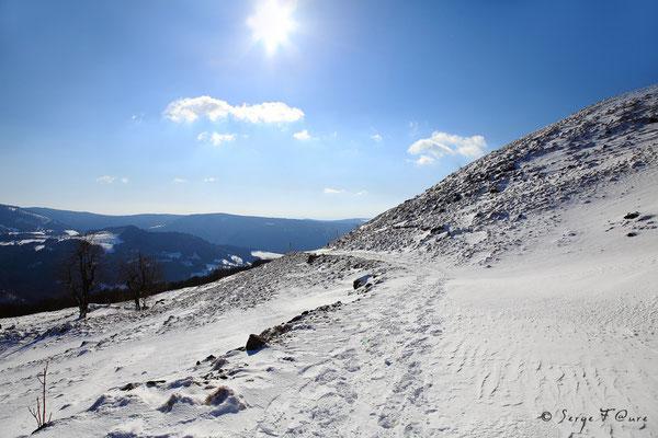 Le Tenon - Massif du Sancy - Auvergne - France