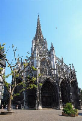Eglise St Maclou - Rouen - Seine Maritime - Normandie - France
