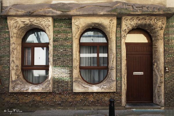 Façades et vitrines - Alsace - par Serge Faure