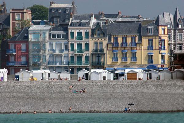 Mers les bains - Côte Picarde - Picardie - France