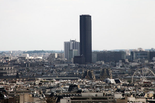 Tour Montparnasse (Paris Juillet 2010)
