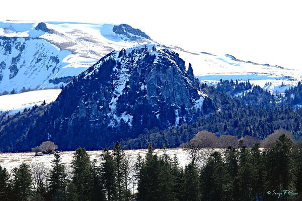 Le Capucin - Massif du Sancy - Auvergne - France