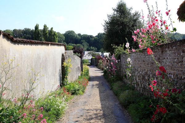 Saint Valéry sur Somme - Baie de Somme - Picardie - France (juillet 2011)
