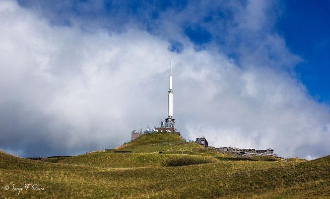 La station météo du Puy de Dôme est désormais reconnue comme une référence mondiale - Auvergne - France