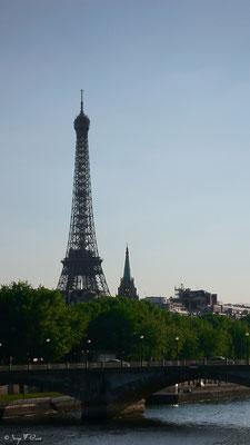 La tour Eiffel - Paris - France - 2010