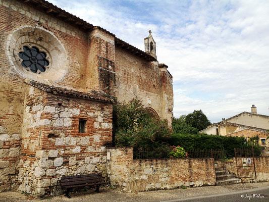 Chapelle Sainte-Catherine du Port à Auvillar - France - Sur le chemin de Compostelle