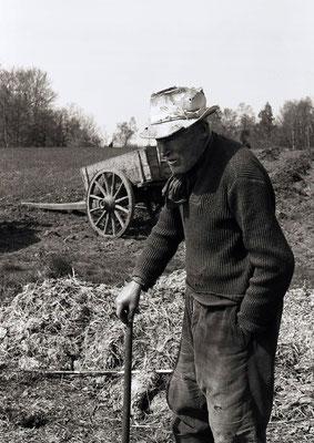 Portrait de nos aînés - Les Combrailles - Auvergne - France