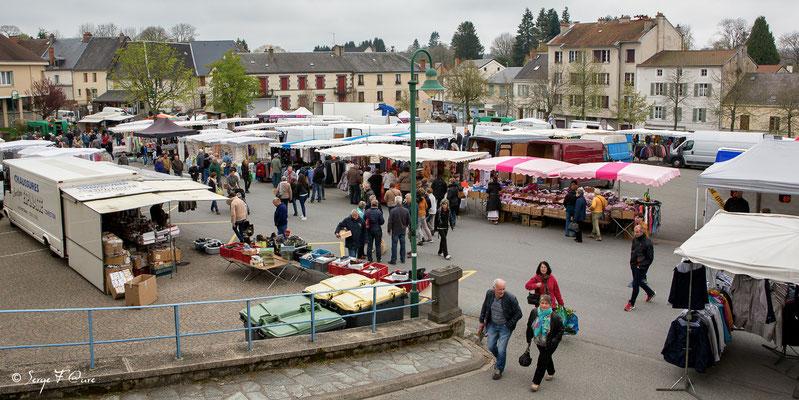 Foire de Giat - Auvergne - France (2017)