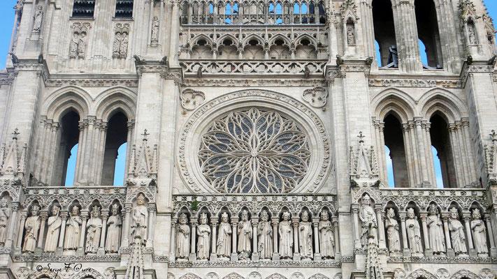 Cathédrale d'Amiens - Picardie - France (Juin 2008)