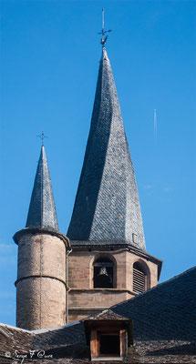 Cloché Tors à Saint-Côme d'Olt - France - Sur le chemin de St Jacques de Compostelle (santiago de compostela) - Le Chemin du Puy ou Via Podiensis (variante par Rocamadour)