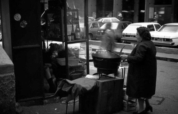 Marchandes de marrons - Gène - Italie - 1978