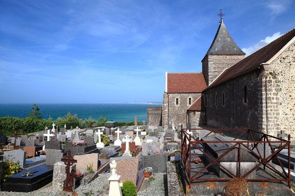Eglise de Varengeville sur Mer - Normandie - Mai 2011