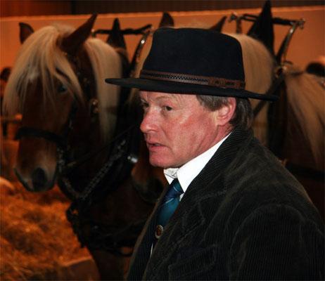 Eleveur de chevaux - Salon de l'agriculture de Paris (2006)