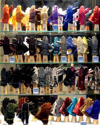 Hé! Les gants - Histoire de gants - Paris 2010
