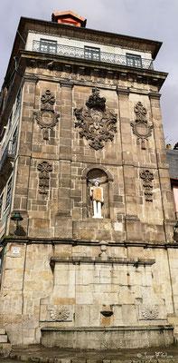Place Ribeira - Ville historique de Porto - Portugal