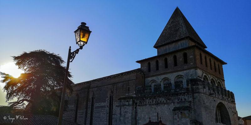 Abbaye St Pierre de Moissac - France - Sur le chemin de Compostelle