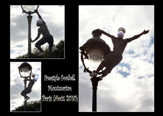 Freestyle-Football (Montmartre-Paris-2010)