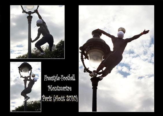 Freestyle-Football (Montmartre-Paris-2010)