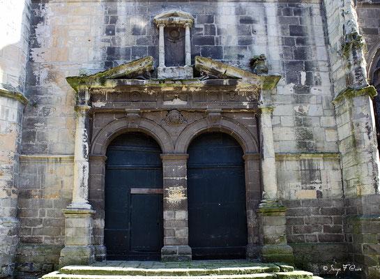 Eglise Saint Rémy de Dieppe - Origine XIIIème Siècle (Dieppe - Haute Normandie - France - Juin 2012)