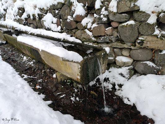 Le lavoir de Murat le Quaire - Massif du Sancy - Auvergne - France