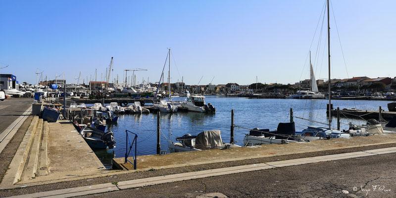 Port de pêche du Grau du Roi