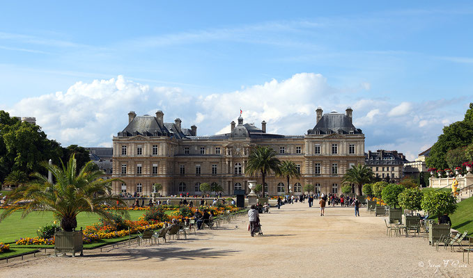 Palais du Luxembourg - Paris - France - 2011