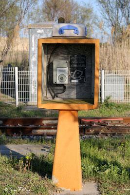 Hallo! Hallo! Téléphone SNCF