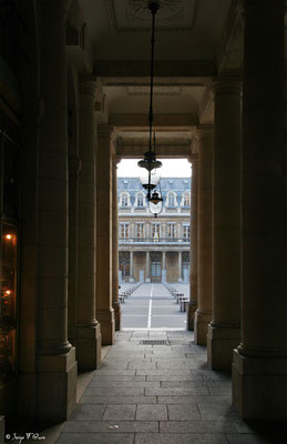 Le passage du Palais Royal - Paris - France - 2006
