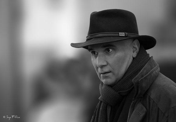 """""""Les Gueules de Rungis"""" - Marché international de Rungis - Copyright Serge Faure - Mars 2013"""