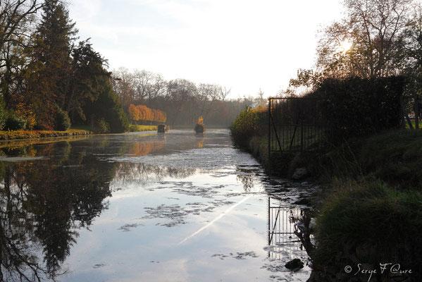Parc du château de Rambouillet - Ile de France - Novembre 2011