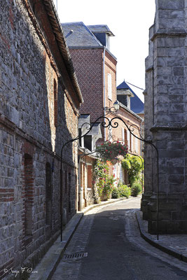 Veules les roses - Pays de Caux - Normandie - France