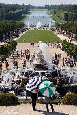Jardin de Versailles (Août 2007)