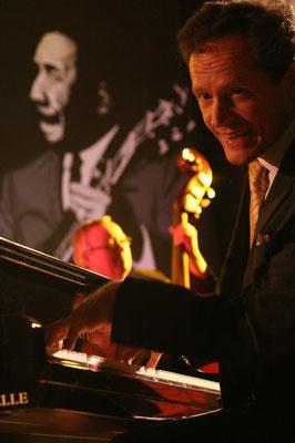 Piano: Jean-Pierre Bertrand / Boogie Woogie Band /  / SancySnowJazz 2009