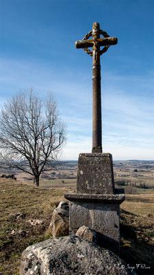 La croix - Massif du Sancy - Auvergne - France
