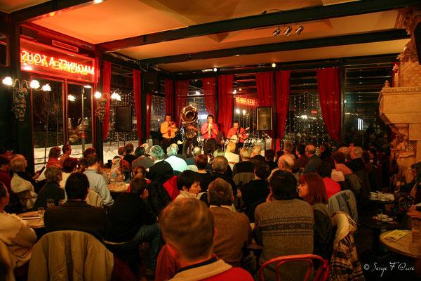 SancySnowJazz  2006 - Sac à Pulses - La brasserie du soleil