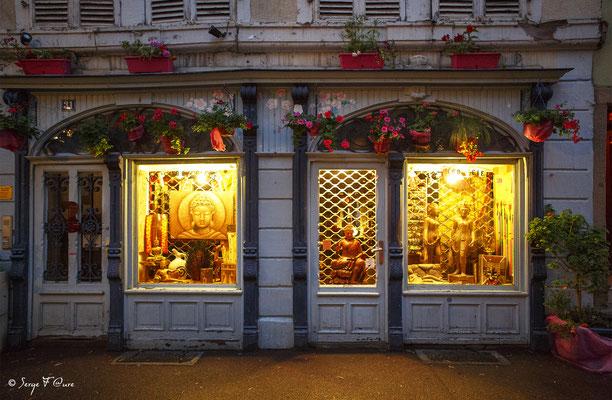 """""""Colmar - Alsace - France"""" Façades et vitrines par Serge Faure"""