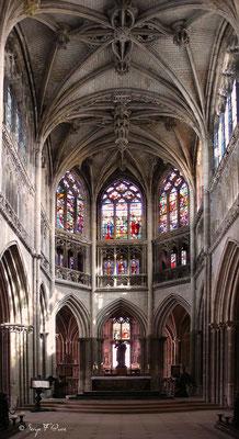 Eglise Saint Jacques de Dieppe (Dieppe - Haute Normandie - France - Juin 2012)